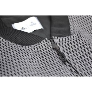 Adidas Reigning Champ Spacer Mesh Zip Up Jacket